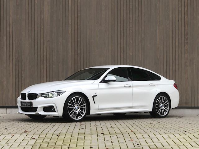 BMW 4-serie Gran Coupé 418i High Executive *Automaat*