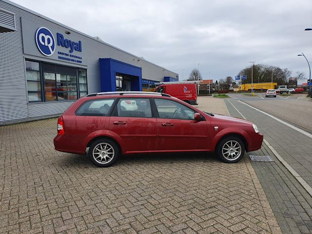 Chevrolet Nubira Station Wagon 2.0 TCDI Style Limited Edition 2008 AIRCO ELECTR.PAKKET VEEL OPTIES