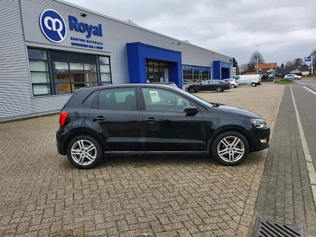 Volkswagen Polo 1.4 TDI BlueMotion 2015 NAVI ELECTR PAKKET SPORT VEEL OPTIES