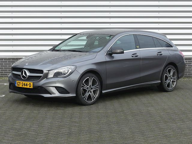 Mercedes-Benz CLA-klasse Shooting Brake 200 CDI Lease Edition