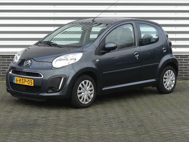 Citroen C1 1.0 Collection 5-Drs, Airco, Bluetooth, 31.600km