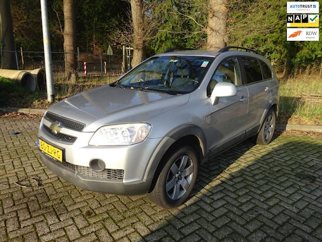 Chevrolet Captiva 2.0 VCDI Style 2WD MOTOR DEFECT *7-persoons* AIRCO/cruise