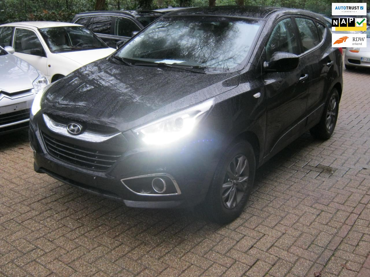 Hyundai Ix35 occasion - Auto en Cabriocentrum van Herk