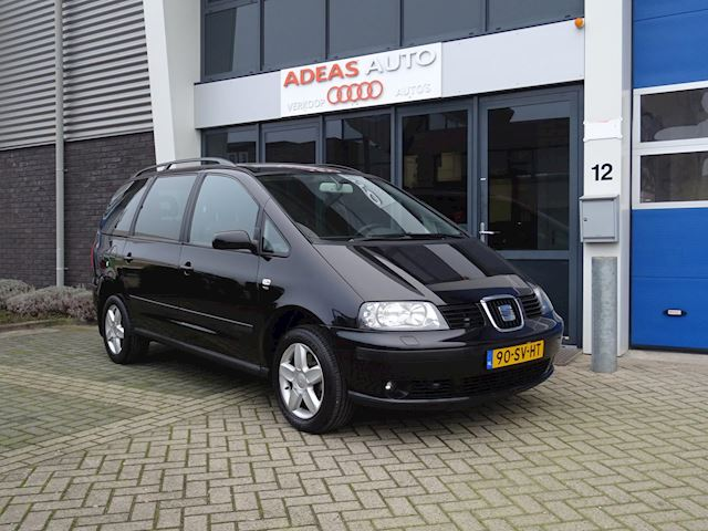 Seat Alhambra 2.0 TDI Reference 8V nette staat