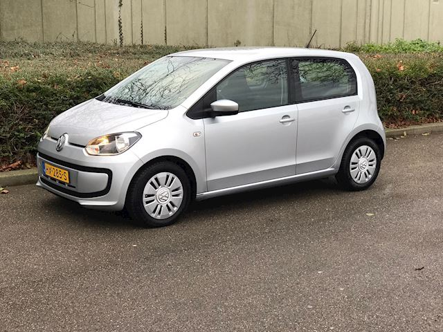 Volkswagen Up! 1.0 move up! BlueMotion AUTOMAAT- NAVIGATIE