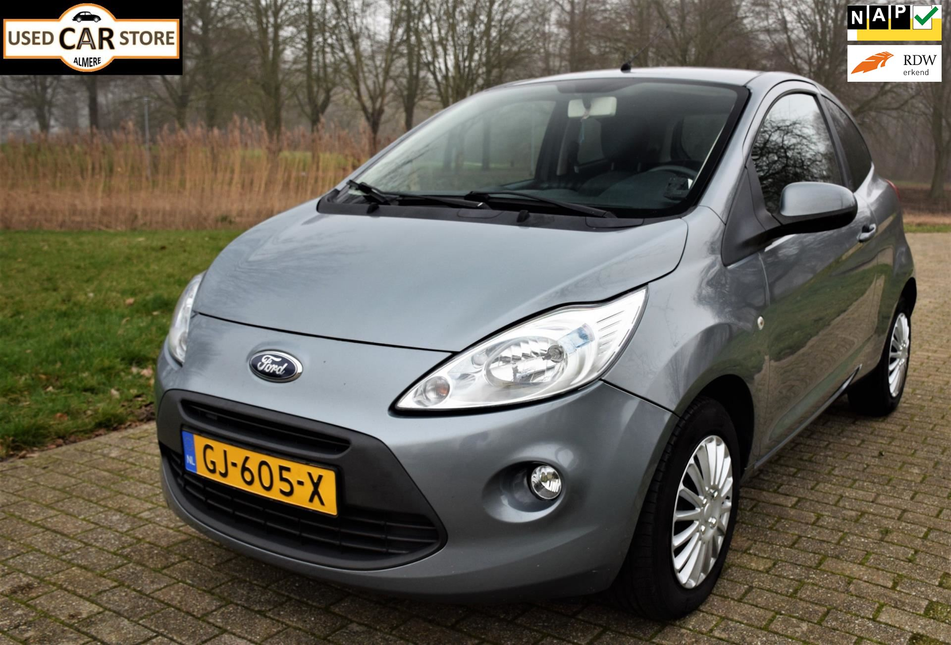 Ford Ka occasion - Used Car Store Almere