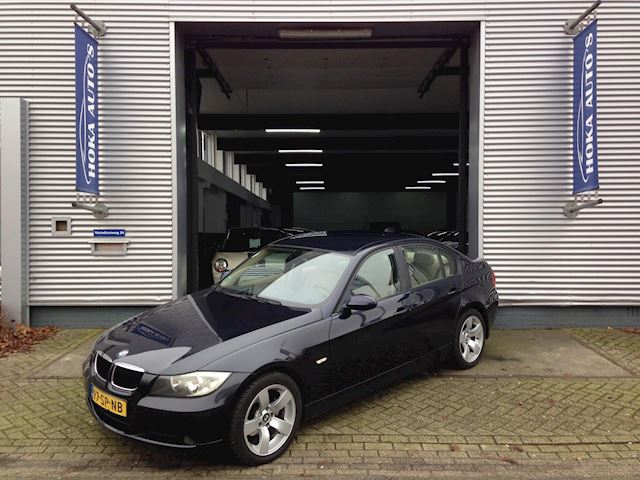 BMW 3-serie 320d High Executive Aut..Airco/Leer/Navi