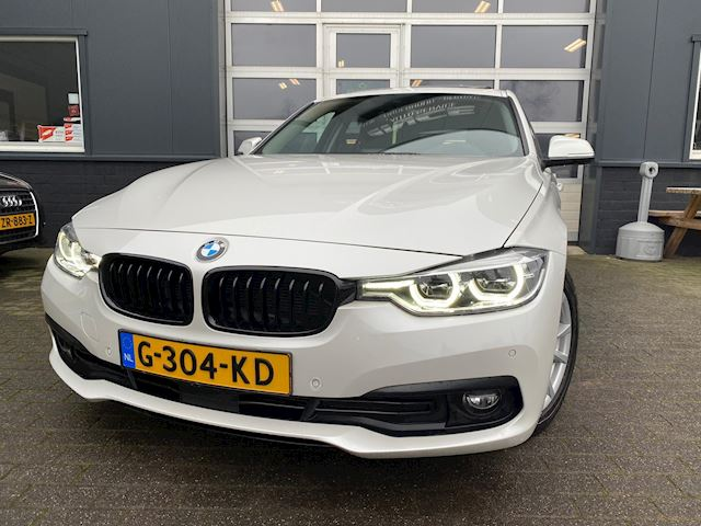 BMW 3-serie Touring 320d EDE Luxury |HEAD-UP|KEYLESS GO|NAV|
