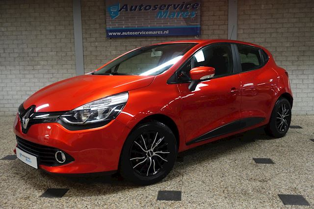 Renault Clio 1.2 16V Navi, cruise, Airco, 15 inch LM