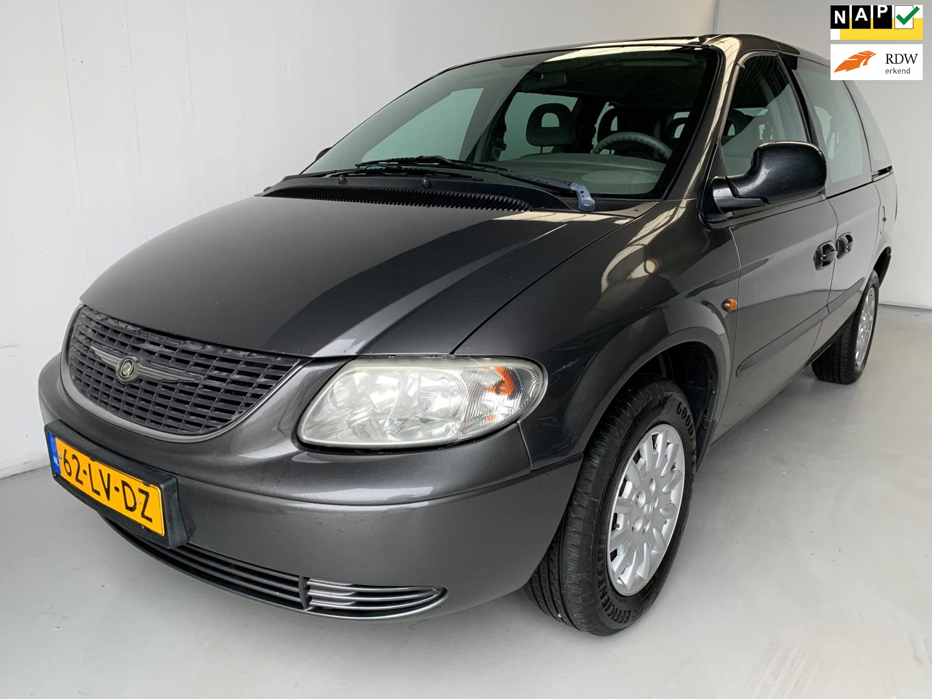 Chrysler Grand Voyager occasion - Autobedrijf Leeuwis B.V.