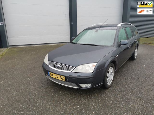 Ford Mondeo Wagon occasion - Autohandel Van Baal