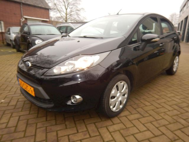 Ford Fiesta 1.6 TDCi ECOnetic Lease Trend N.A.P.170.574KM!
