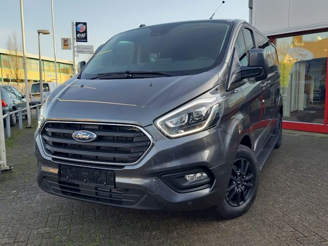Ford Transit Custom 320 2.0 TDCI L2H1 Limited DC 170 PK AUTOMAAT SPORT ALLE OPTIES