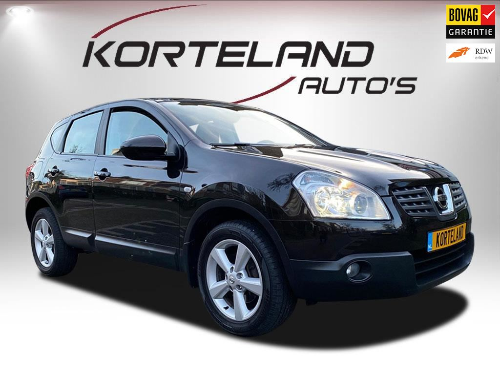 Nissan Qashqai occasion - Korteland Auto's