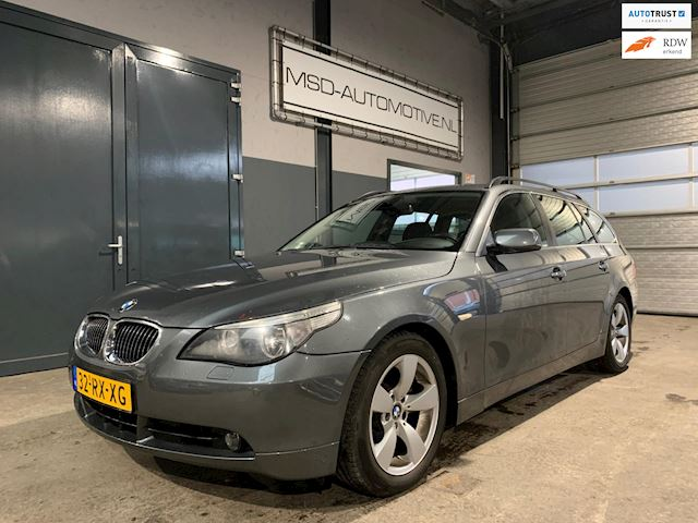 BMW 5-serie Touring occasion - MSD Automotive