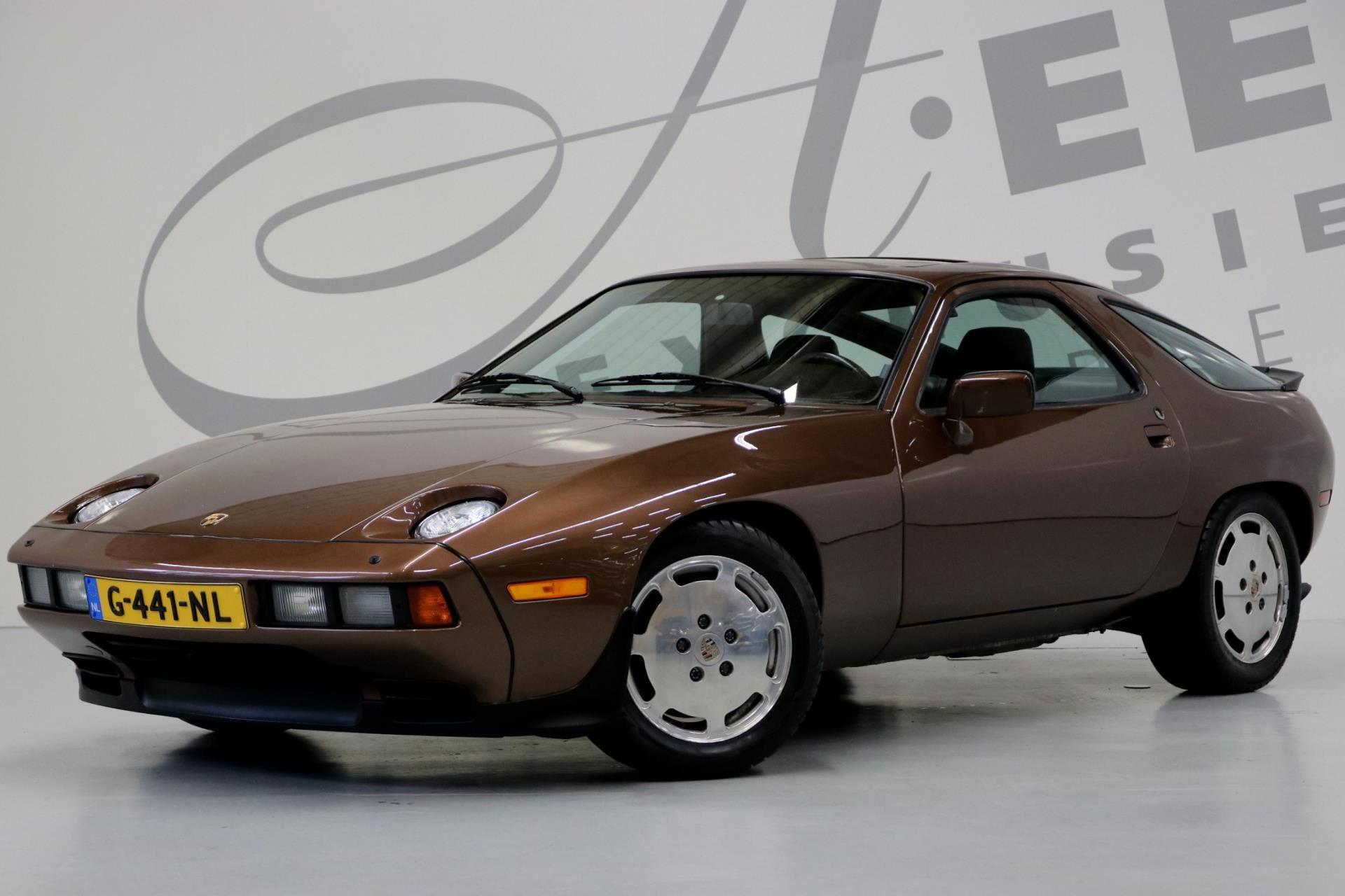 Porsche 928 occasion - Aeen Exclusieve Automobielen
