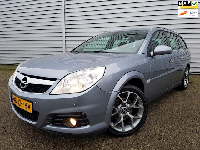 Opel Vectra Wagon 2.2-16V Executive Clima/Leder/LM/Trekhaak