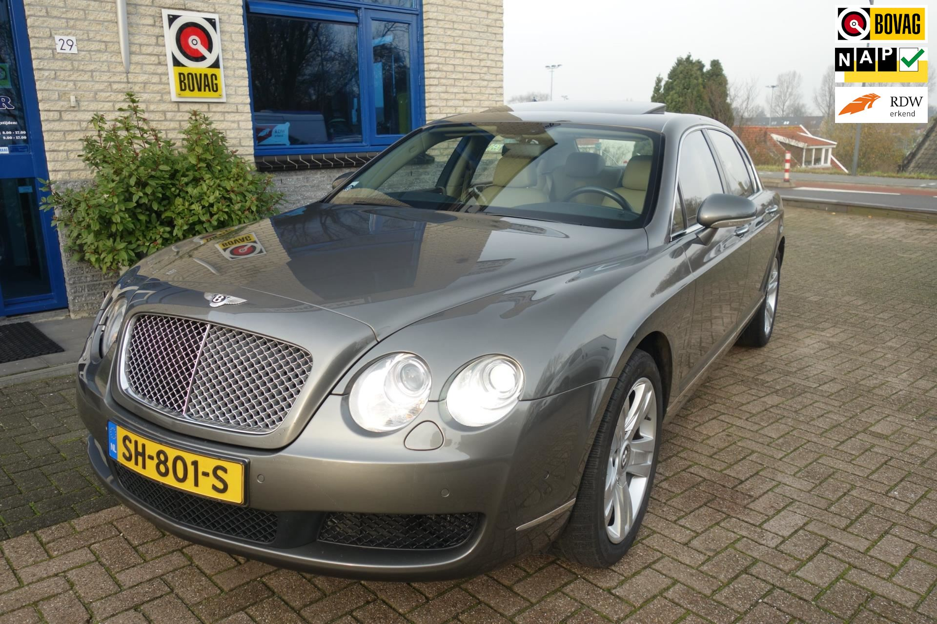 Bentley Flying Spur occasion - Autobedrijf E.J. Rooy