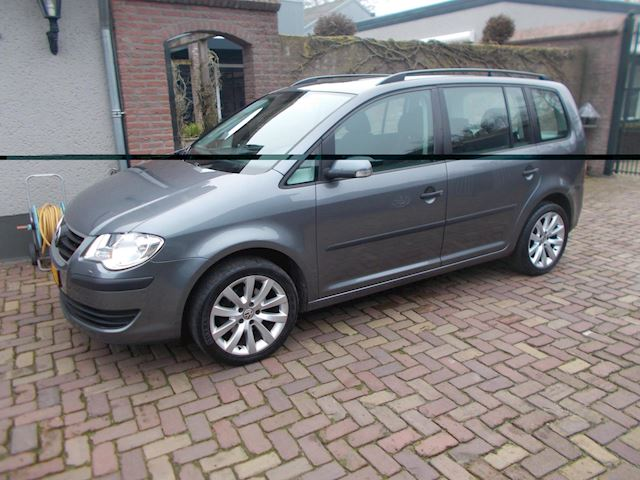 Volkswagen Touran 1.6 Optive 2007 nette auto apk12-02-2021