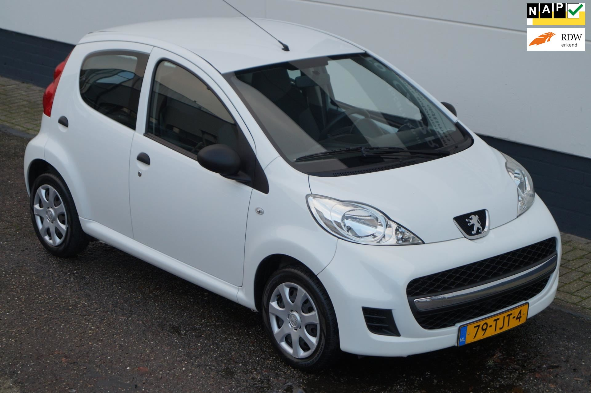 Peugeot 107 occasion - CARRION
