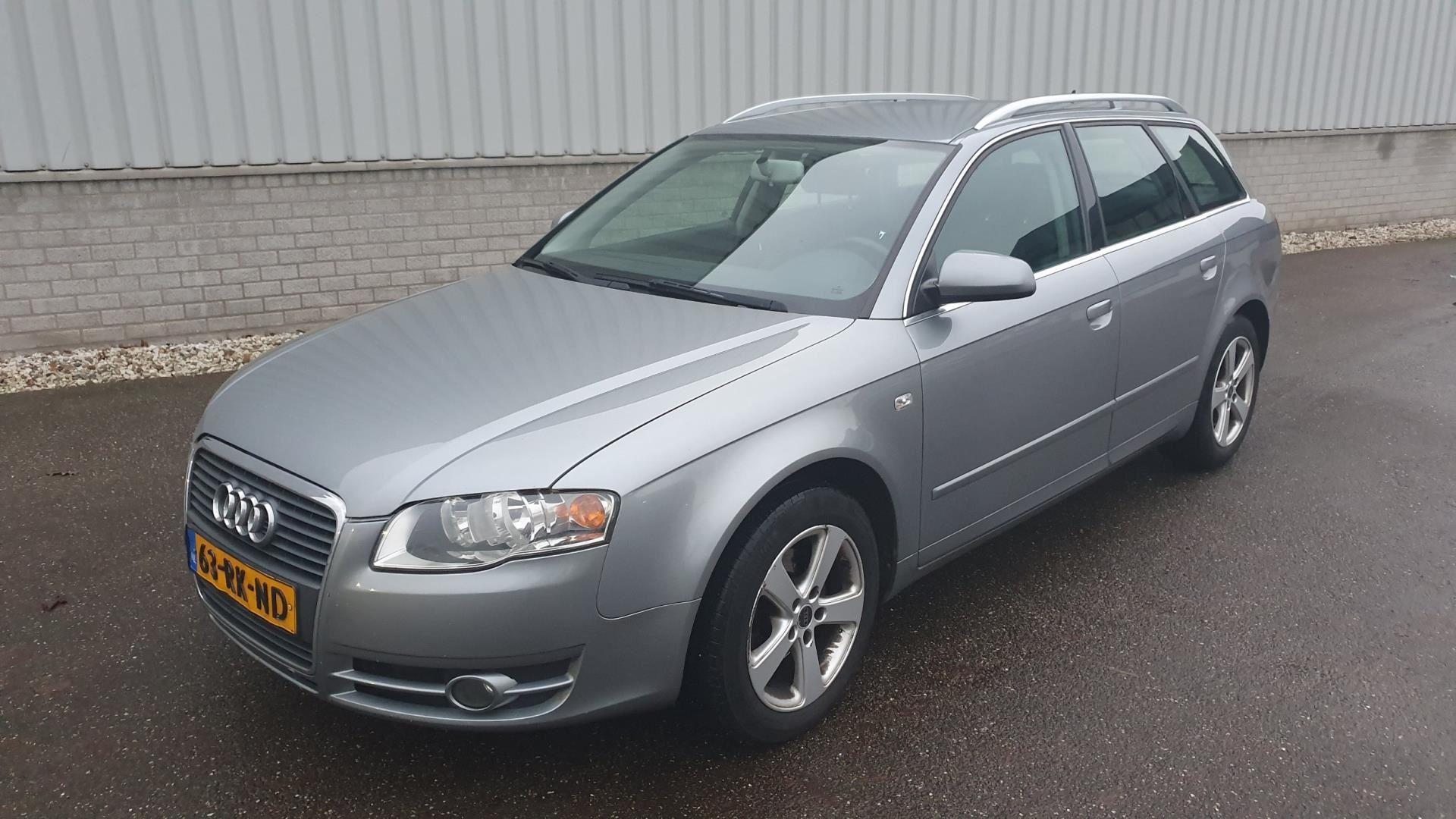 Audi A4 Avant occasion - Terborg Auto's