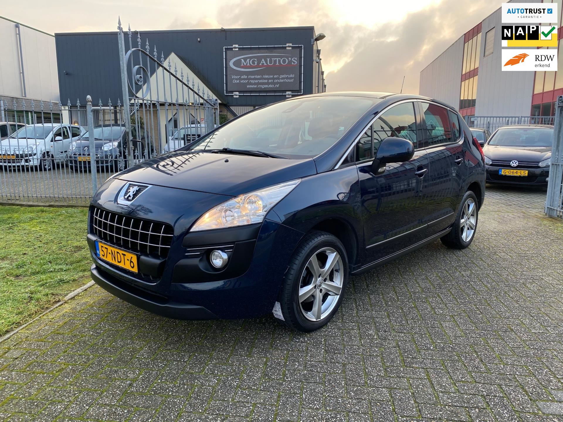 Peugeot 3008 occasion - MG Auto's