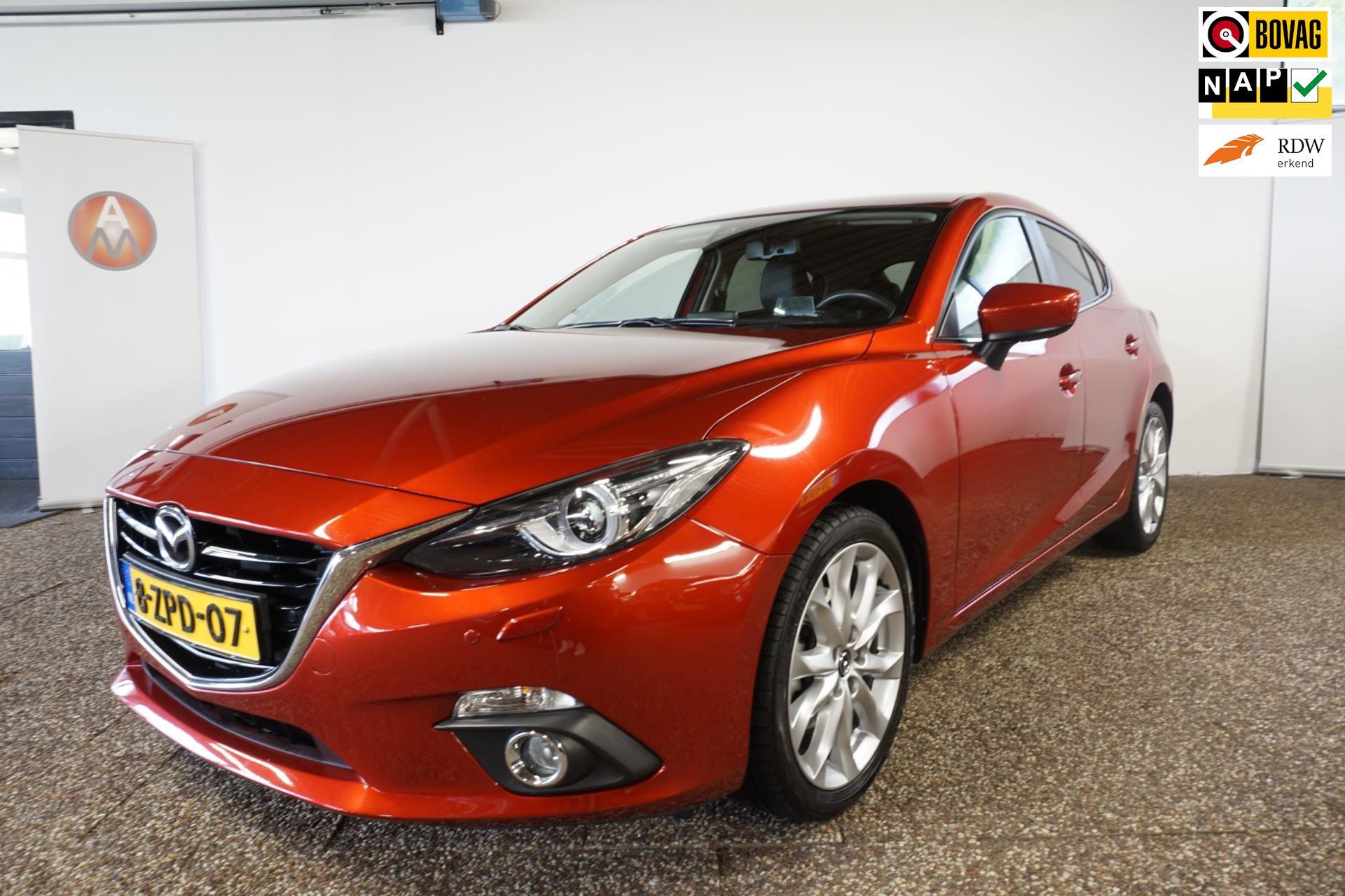 Mazda 3 occasion - Autobedrijf Mulder Vof