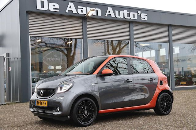 Smart Forfour 1.0 Edition # I Panorama Cruise