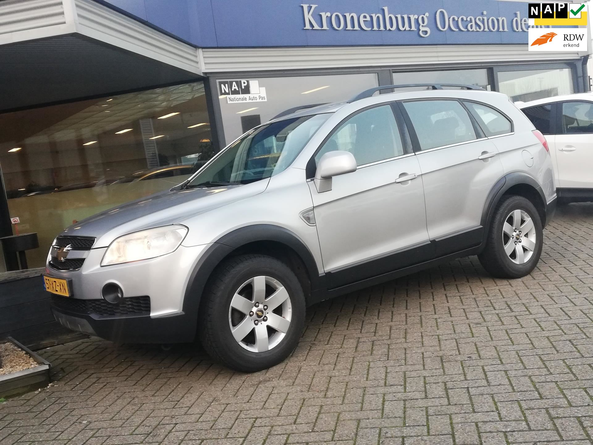 Chevrolet Captiva occasion - Kronenburg