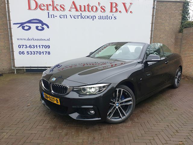BMW 4-serie Cabrio 420i High Executive Edition M Pakket