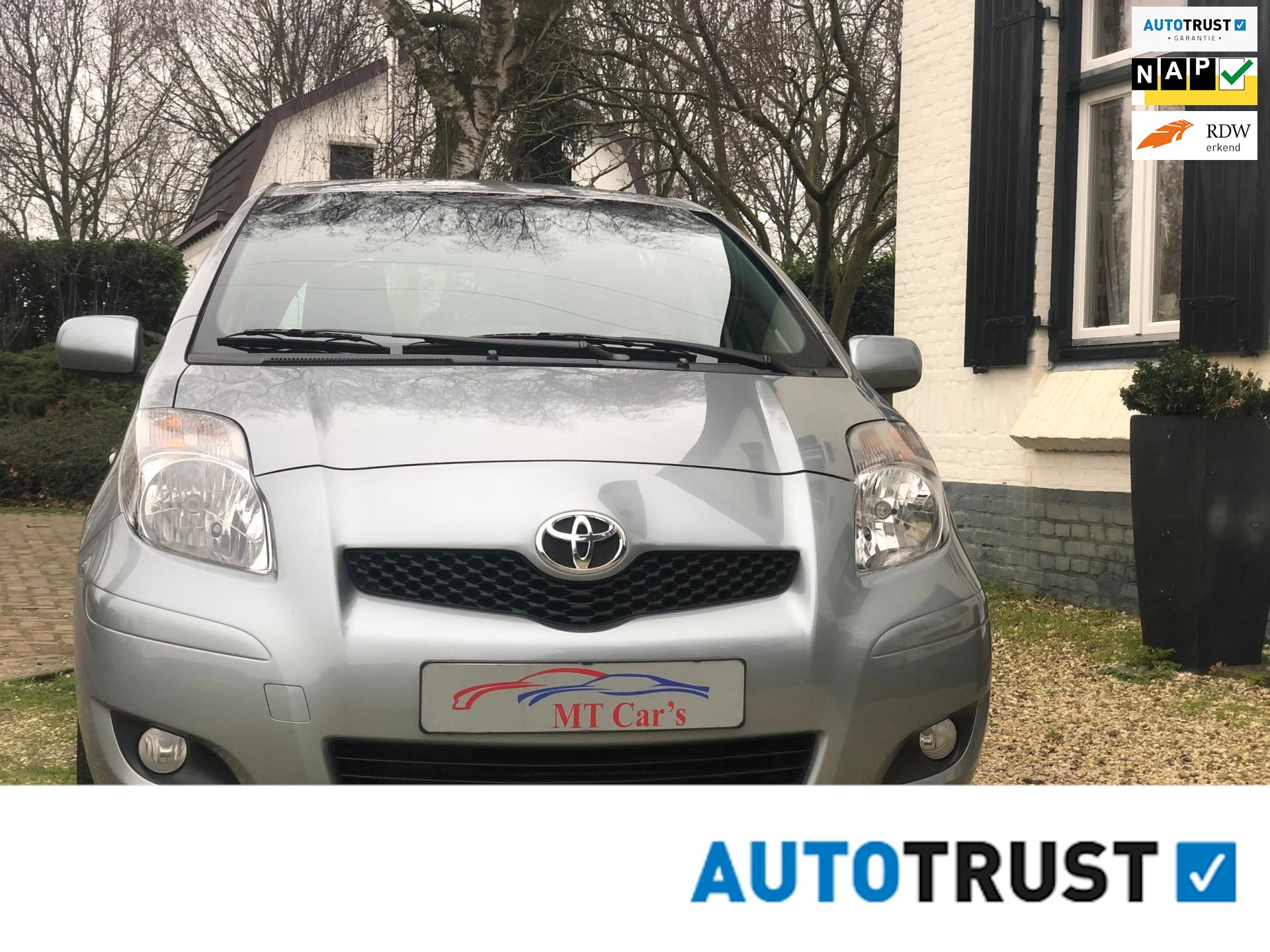 Toyota Yaris occasion - M.T.  Car's & Carcleaningcenter