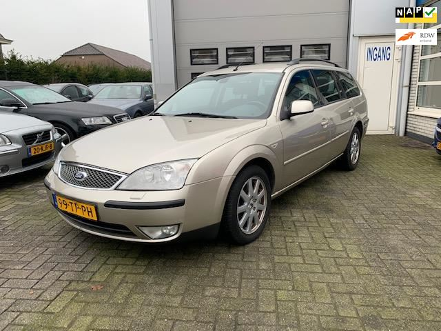 Ford Mondeo Wagon occasion - RJO Automotive