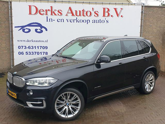 BMW X5 XDrive3  High Executive BTW 1 ste Eigenaar