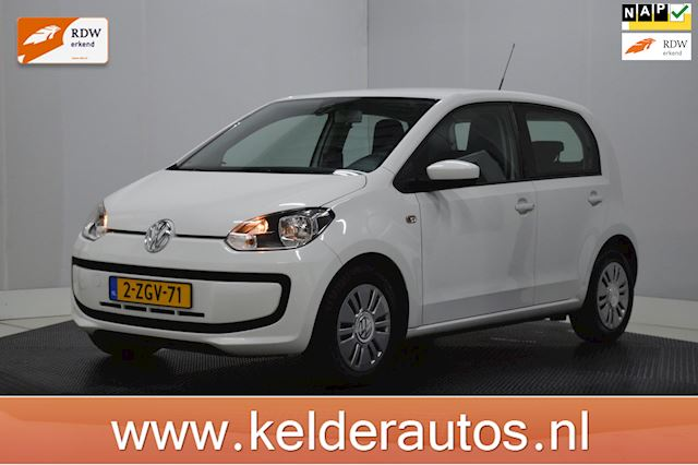 Volkswagen Up! 1.0 move up! BlueMotion Airco, Navi, 5 deuren, Elektr. pakket