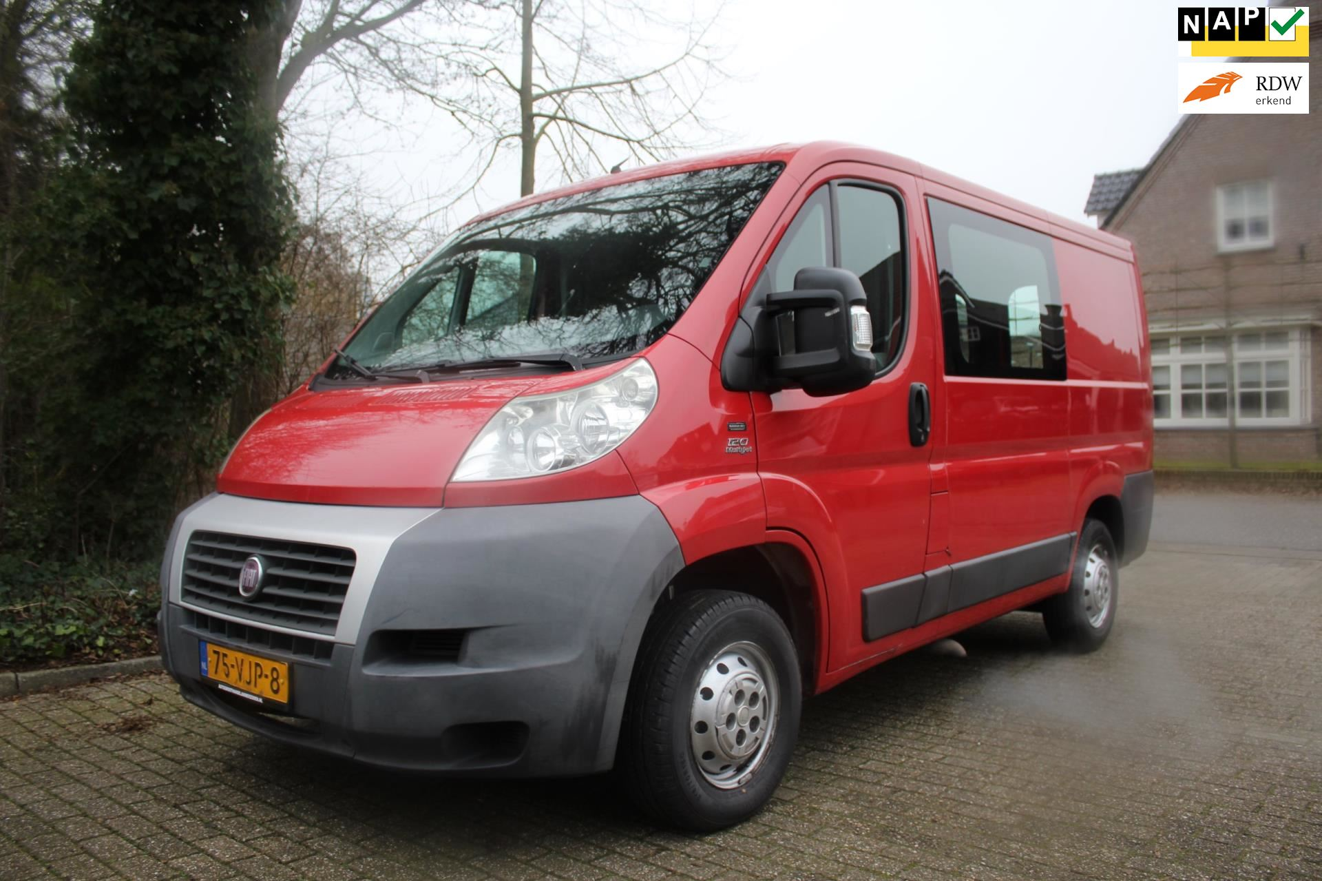 Fiat Ducato occasion - Autogroothandel Ammerzoden