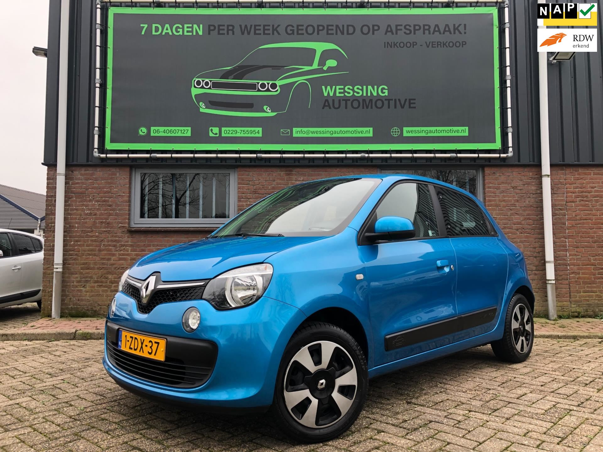 Renault Twingo occasion - Wessing Automotive