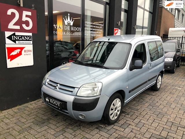 Citroen Berlingo occasion - Van De Kooy Dealer Occasions