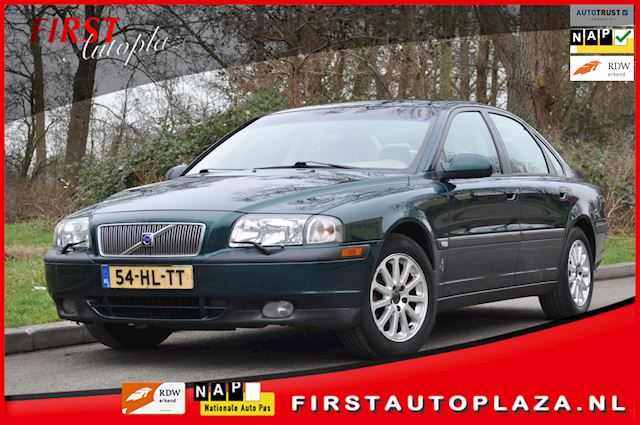 Volvo S80 2.4 Wasa Limited Edition AUTOMAAT AIRCO/CRUISE/LEDER