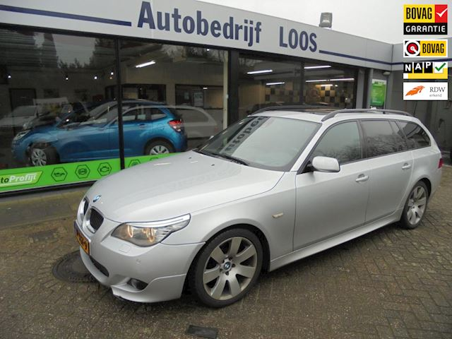 BMW 5-serie Touring occasion - Bovag Autobedrijf Loos