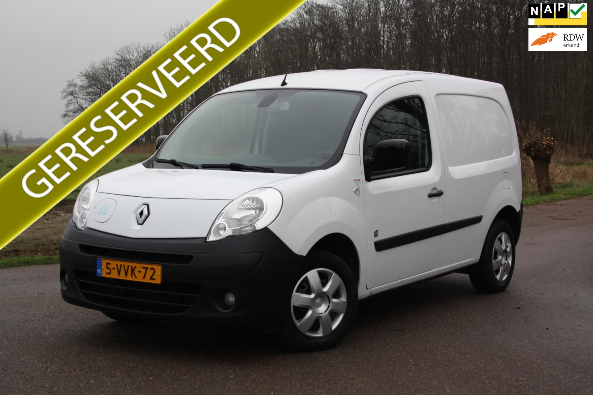 Renault Kangoo Express occasion - Favoriet Occasions