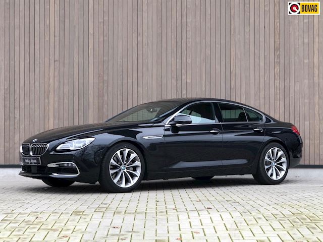 BMW 6-serie Gran Coupé 640i High Executive *NIEUWSTAAT*