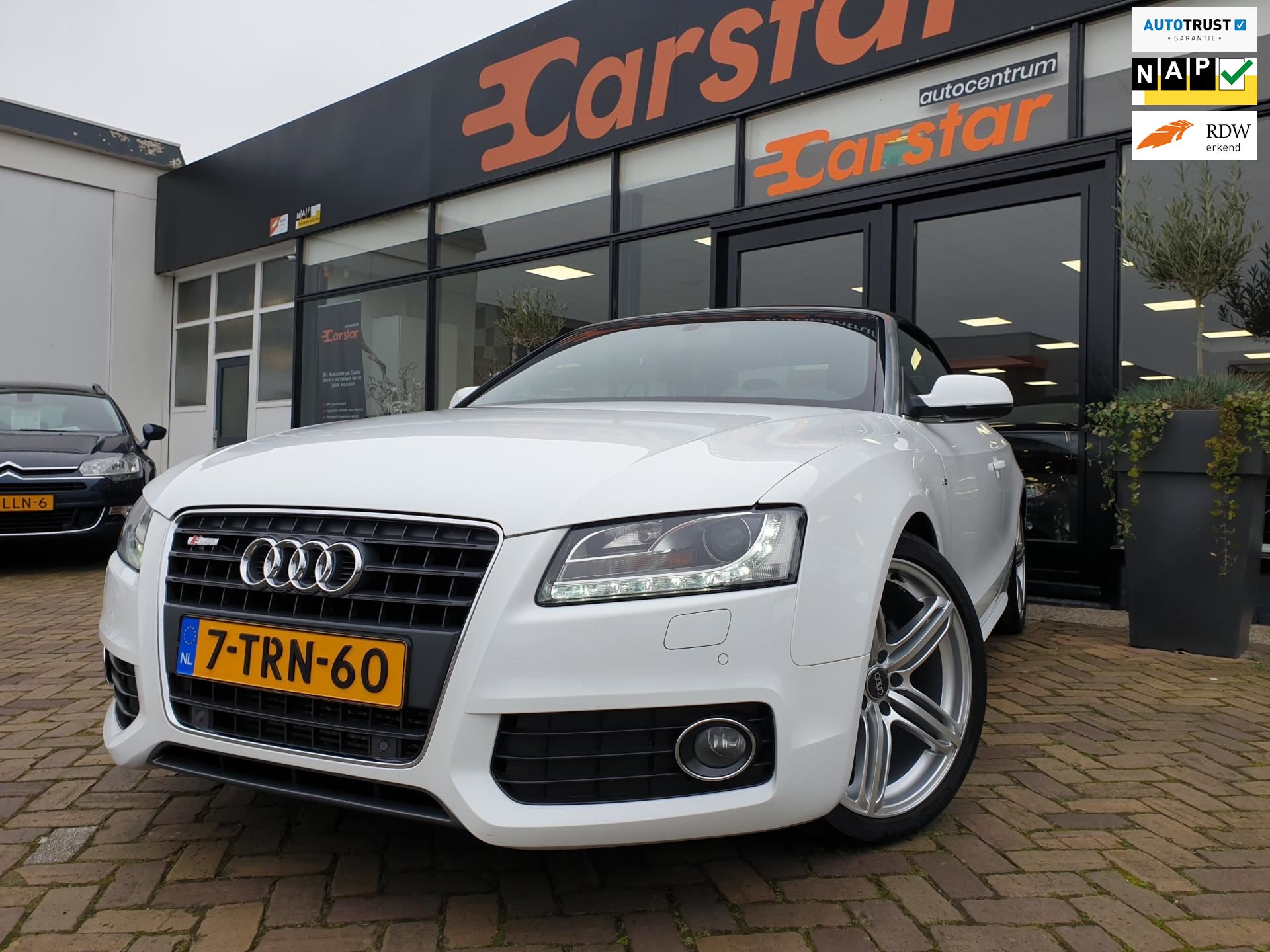 Audi A5 Cabriolet occasion - Carstar