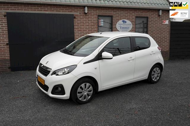 Peugeot 108 1.0 e-VTi Blue Lease