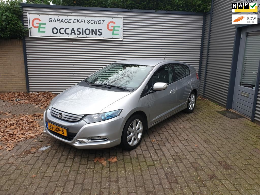 Honda Insight occasion - Garage Ekelschot BV
