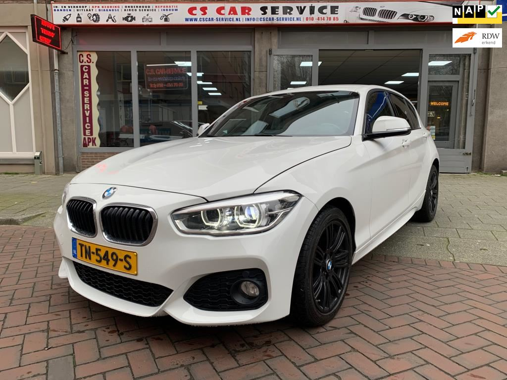 BMW 1-serie occasion - CS Car Service