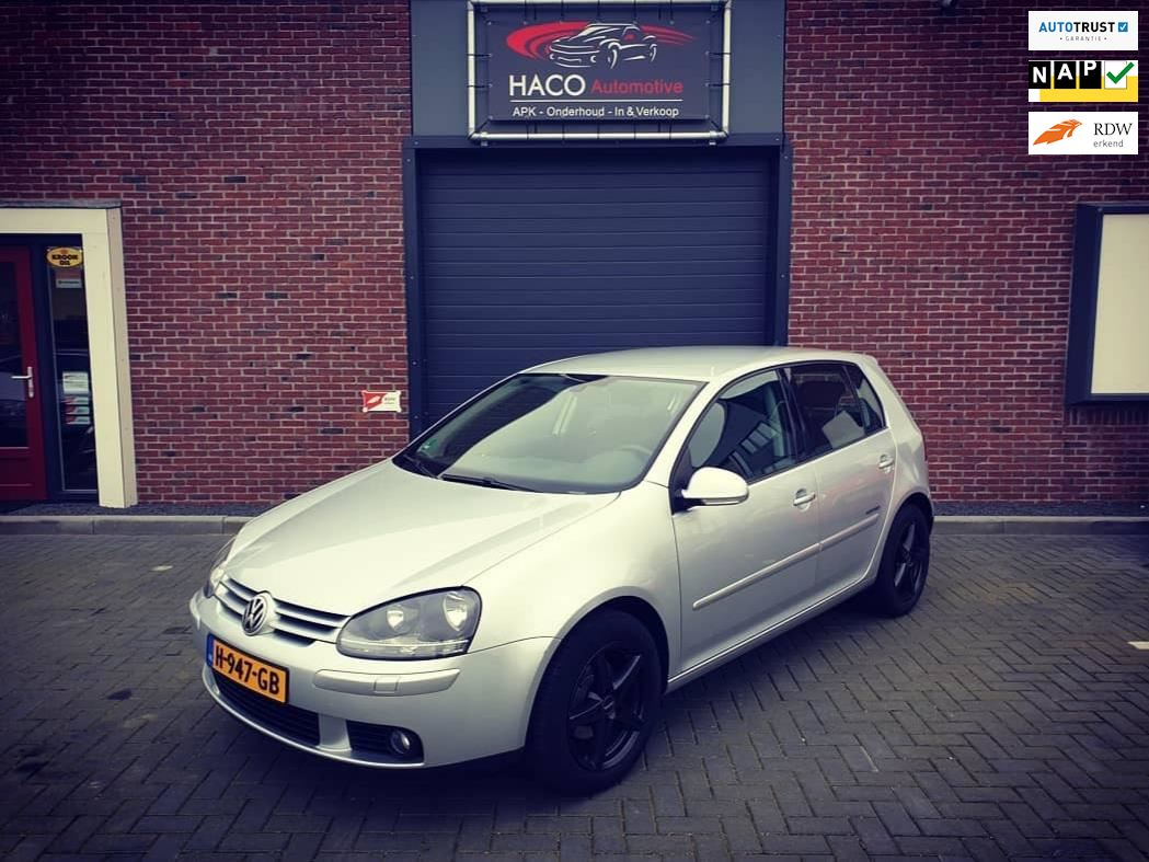 Volkswagen Golf occasion - HACO Automotive