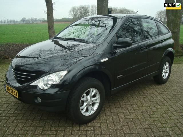 SsangYong Actyon occasion - Auto Lowik