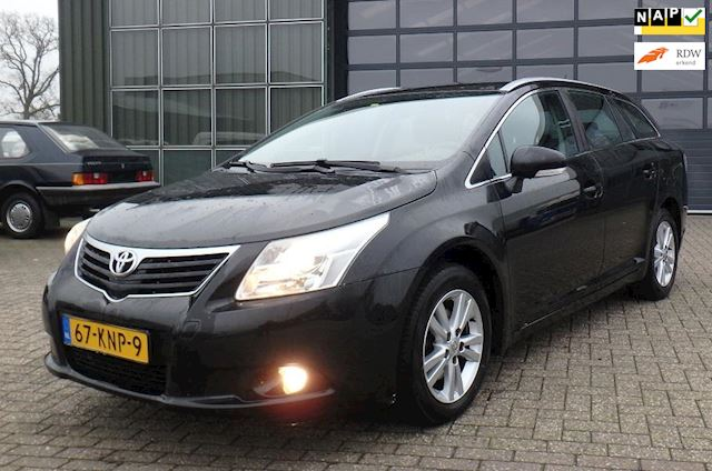 Toyota Avensis Wagon 1.8 VVTi Dynamic Business Special