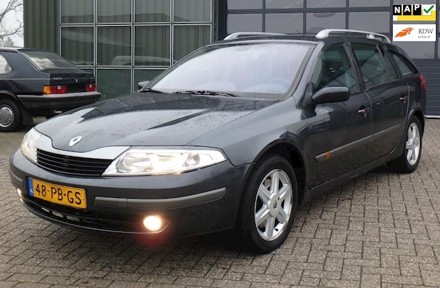 Renault Laguna Grand Tour 1.9 dCi Tech Road  INRUILKOOPJE
