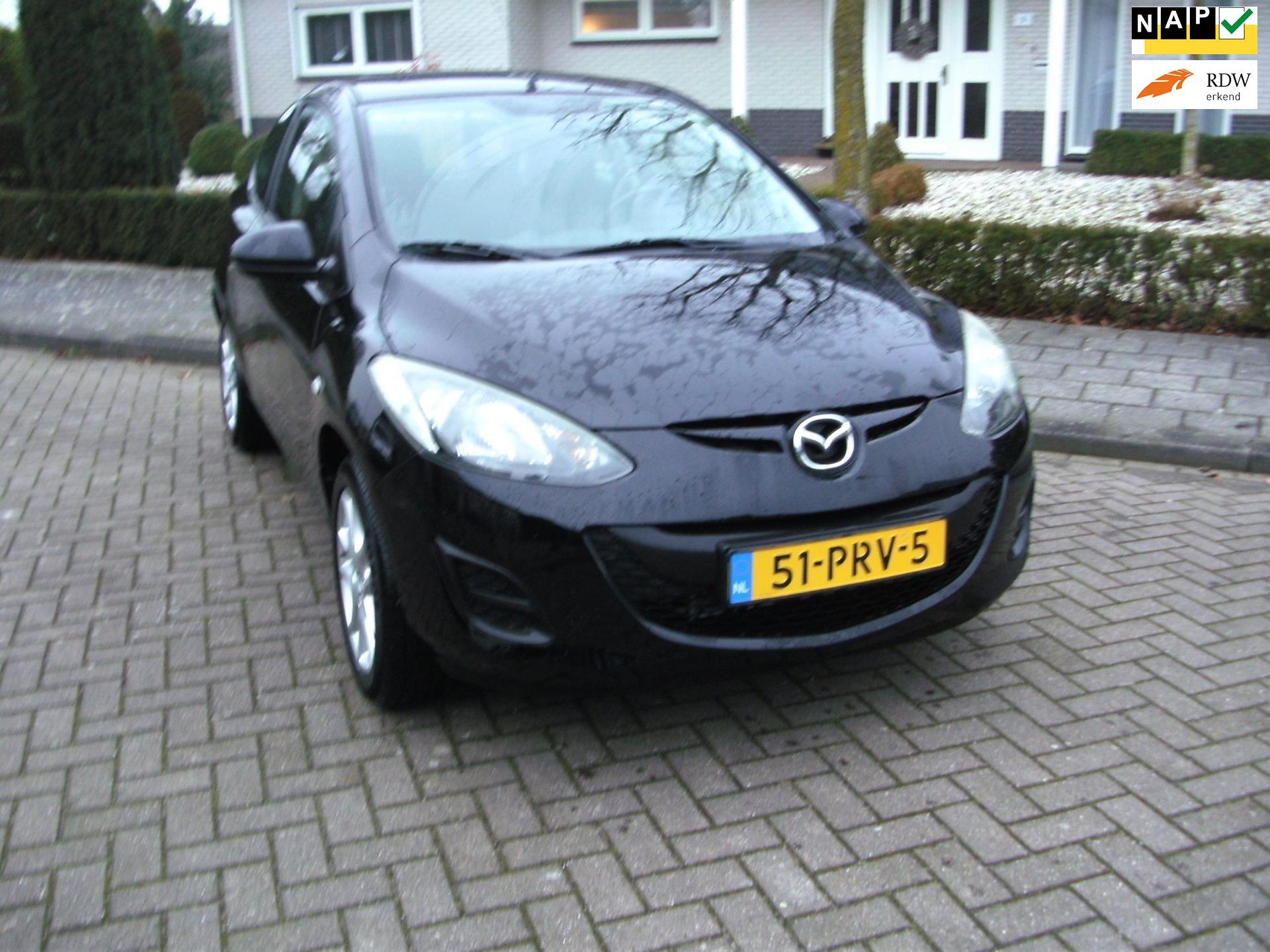 Mazda 2 occasion - Garage H. Aarden